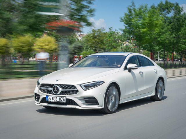 Test – Mercedes-Benz CLS 400d 4MATIC