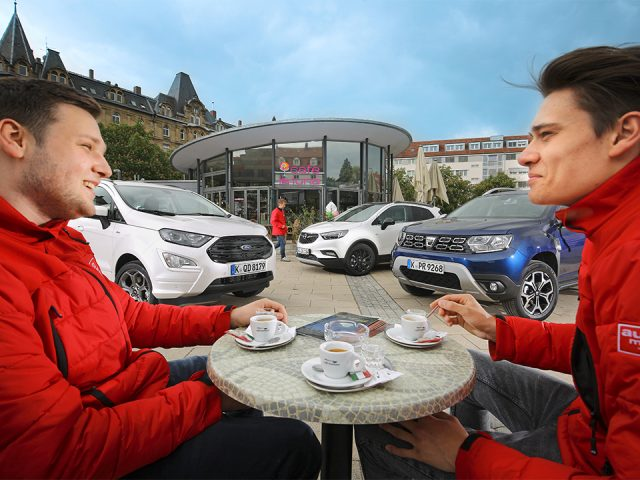 Karşılaştırma – Dacia Duster, Ford EcoSport, Opel Mokka X