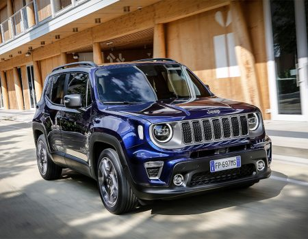 Test – Jeep Renegade