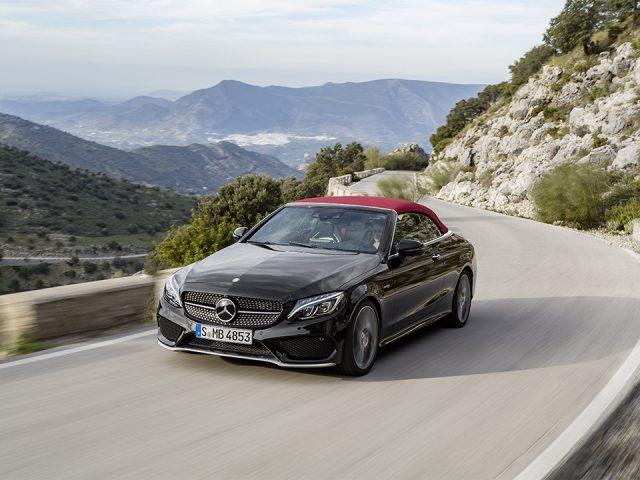 Test – Mercedes-AMG C 43 Cabriolet