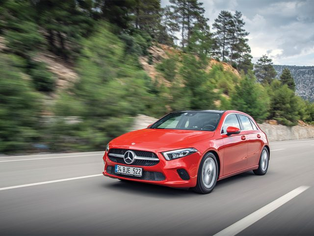 Test – Mercedes-Benz A 200