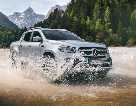 Test – Mercedes-Benz X 350 d 4MATIC