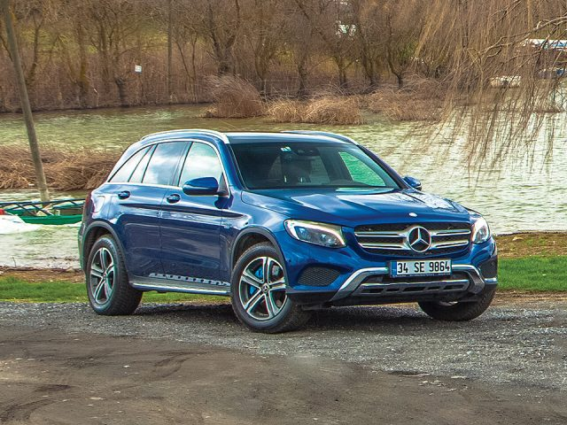 Test – Mercedes-Benz GLC350e AMG Plug-In Hibrit