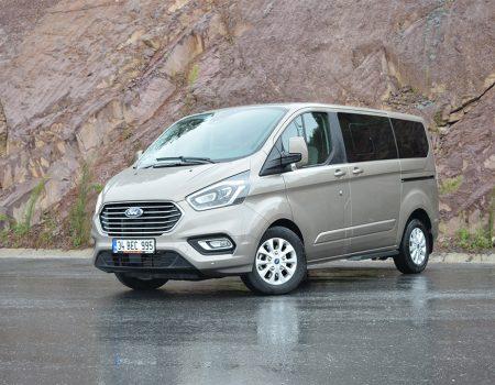 Test – Ford Tourneo Custom