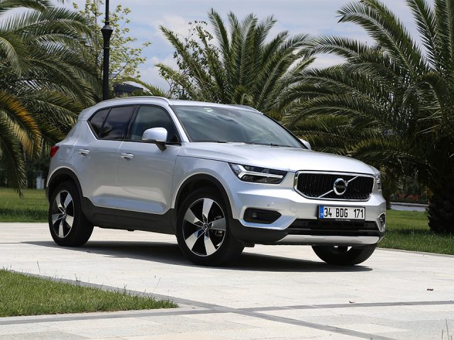 Test – Volvo XC40 D4 AWD