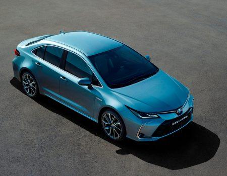 Yeni Toyota Corolla Hibrit Türkiye'de üretilecek