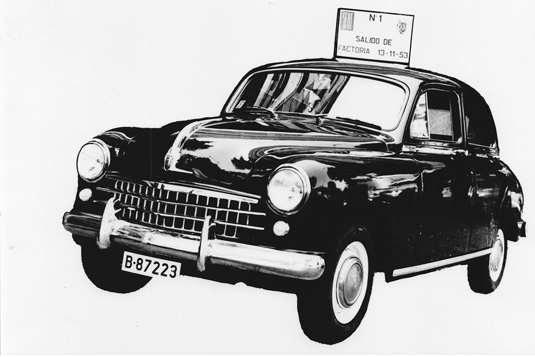 İlk Seat otomobili 65'inci yaşını kutluyor