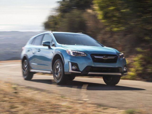 Subaru'nun ilk hibrit modeli tanıtıldı