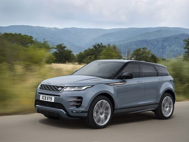Yeni Range Rover Evoque'a merhaba deyin