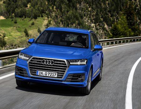Audi Q5 ve Q7 segmentlerinin en iyi SUV'ları seçildi