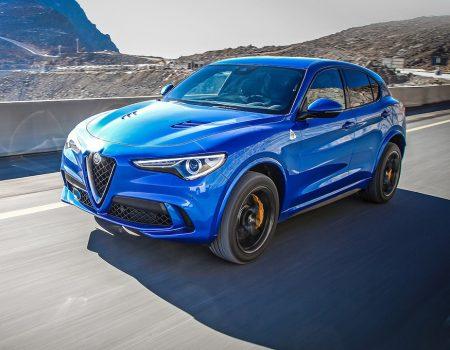 Alfa Romeo Stelvio'ya İngiltere'den de ödül geldi