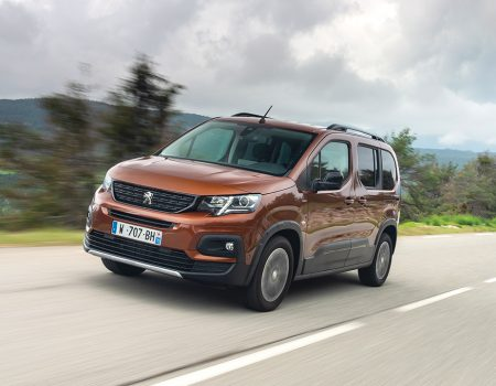 Test – Peugeot Rifter 1.5 lt BlueHDi