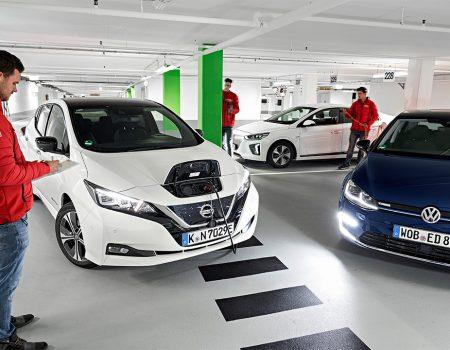 Karşılaştırma – Hyundai Ioniq Elektro, Nissan Leaf, VW e-Golf