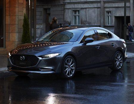 Yeni nesil Mazda3 sahneye çıktı