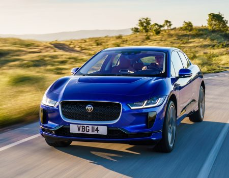 Jaguar'ın tam elektriklisi güvenlikten de tam not aldı