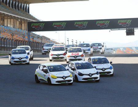 Intercity Cup'ın en hızlıları kupalarını aldı