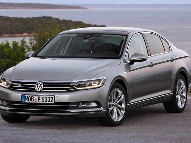Volkswagen'in efsane modeli Passat 45 yaşında