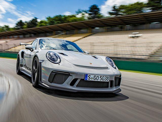 Test – Porsche 911 GT3 RS