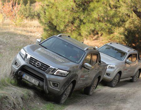 Nissan Navara Türkiye turunu tamamladı