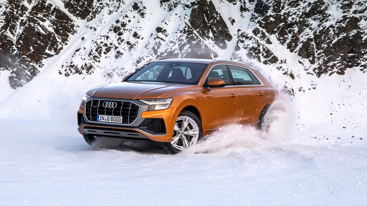 Audi'nin quattro teknolojisi kendisini geliştirmeye devam ediyor