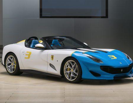 Ferrari'den 780 HP'lik Roadster