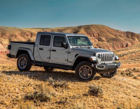 Jeep'te pick-up modasına uydu
