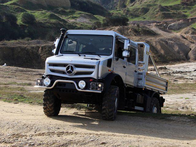 Dünyanın en iyi arazi aracı Türkiye'de