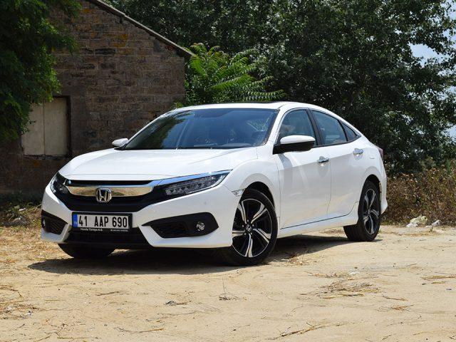 Test – Honda Civic Sedan 1.6 i-DTEC