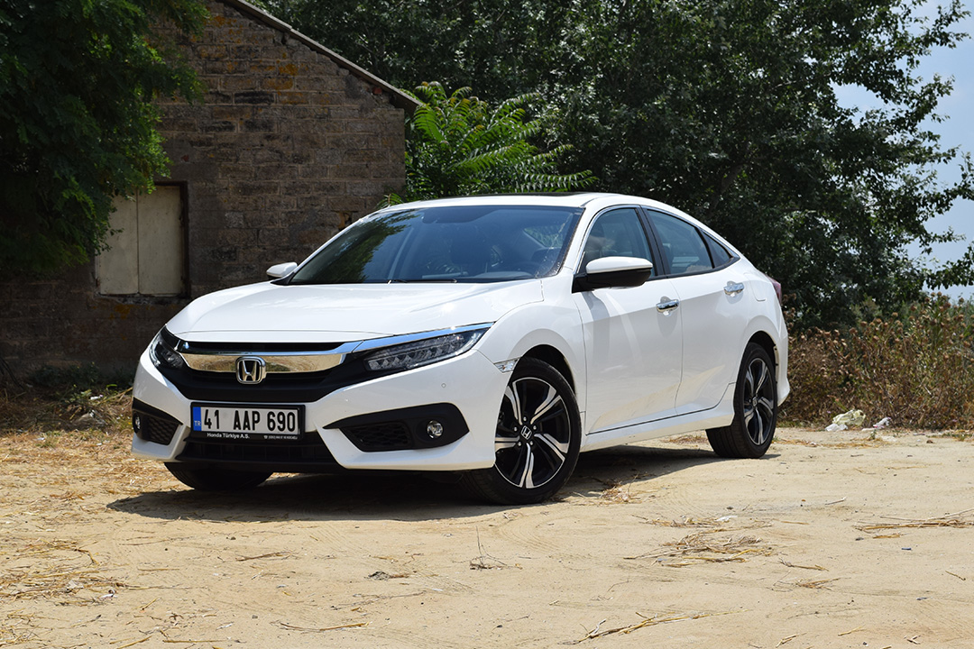 Test – Honda Civic Sedan 1.6 i-DTEC