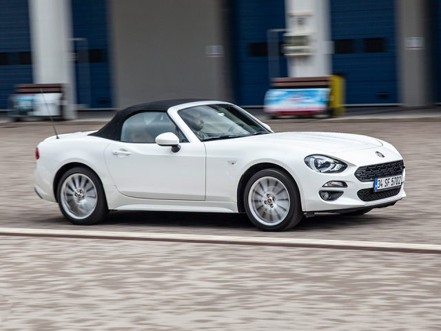 Test – Fiat 124 Spider 1.4 M.Air AT6