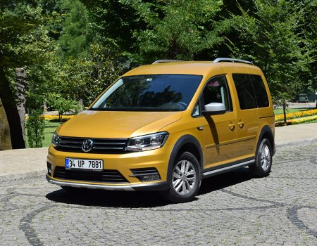 Test – Volkswagen Caddy Alltrack