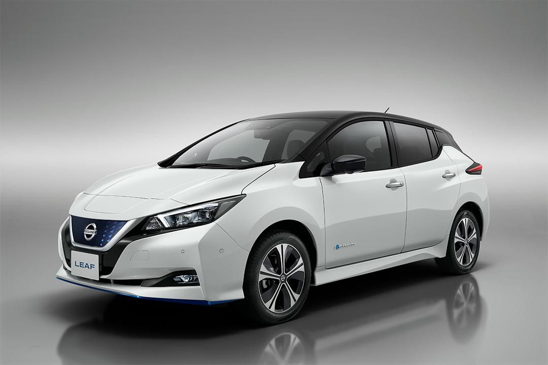 Nissan'dan yeni Leaf E-Plus