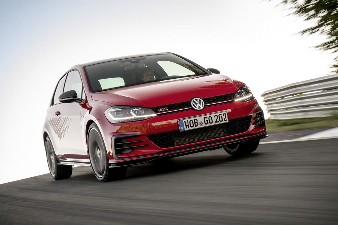 Volkswagen'den Golf R'a alternatif geldi