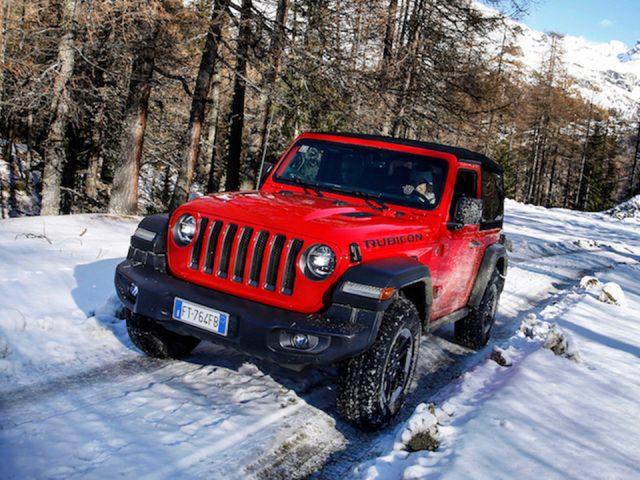 Jeep Wrangler'a '2019 Yılının SUV'U'  Ödülü