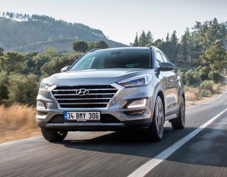 Test – Hyundai Tucson 1.6 CRDi 4×4 DCT