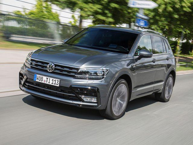 Volkswagen 5 milyonuncu Tiguan'ı üretti