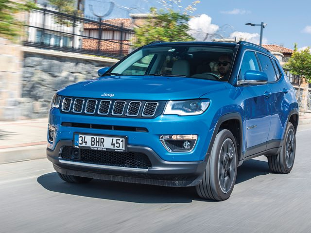 Test – Jeep Compass 1.4 MultiAir 9ATX AWD