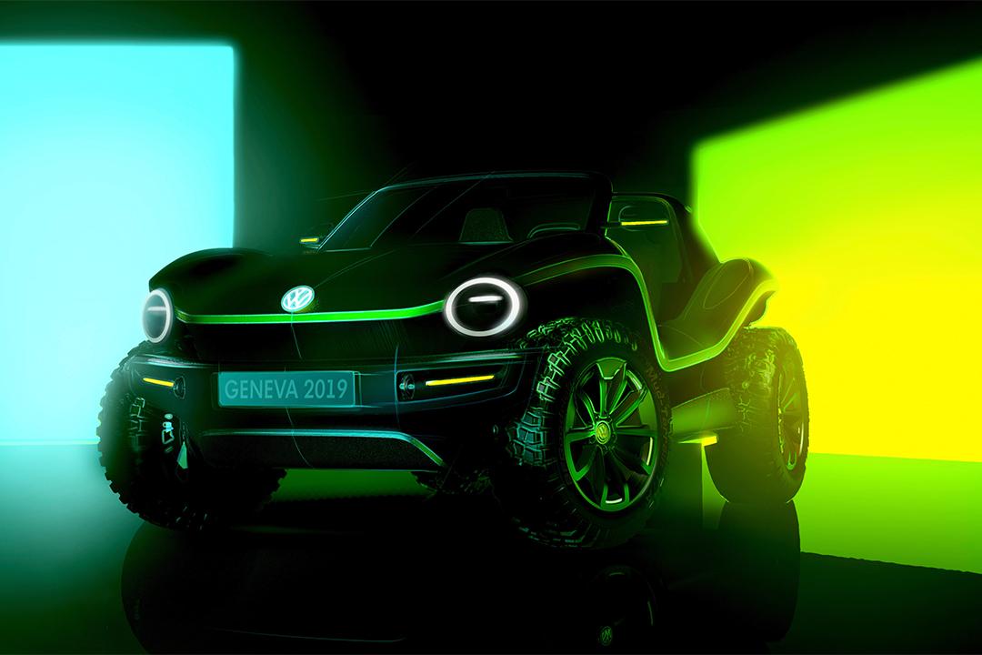 Volkswagen'in efsanevi Buggy'si  elektrikli olarak geri dönüyor