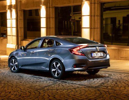 Honda Türkiye'den satış rekoru…