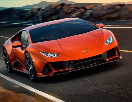 Yeni Lamborghini Huracan EVO tanıtıldı