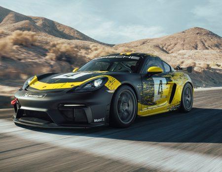 Yeni Porsche 718 Cayman GT4 Clubsport tanıtıldı
