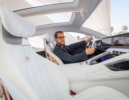 Mercedes'in teknoloji atağı neler getiriyor?