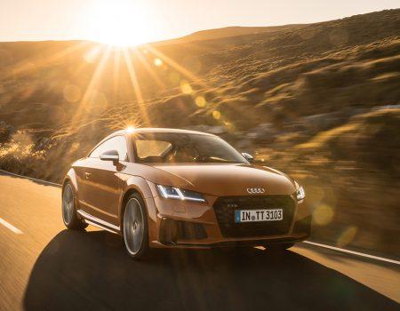 Test – Audi TTS