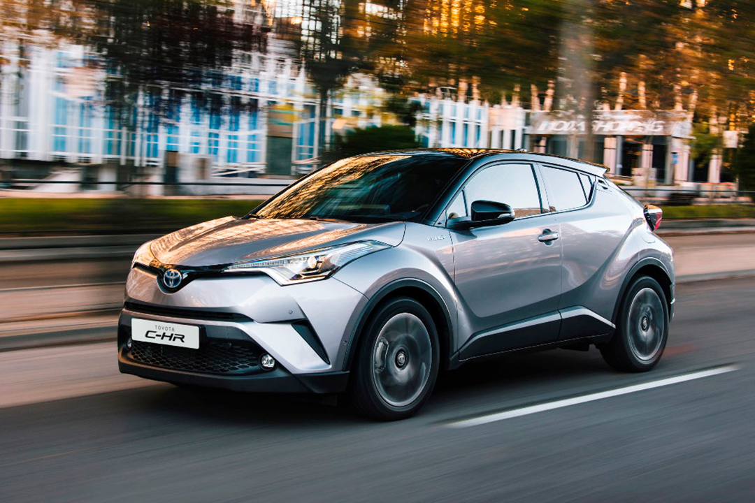 Türkiye'de üretilen Toyota C-HR zirveye çıktı