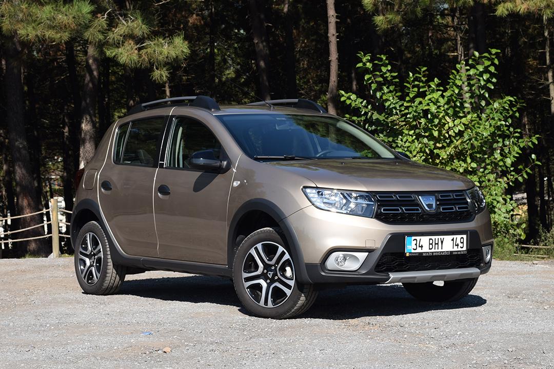 Test – Dacia Sandero Stepway Style 1.5 dCi Easy-R