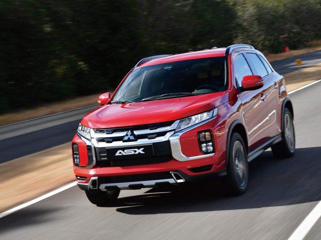 Mitsubishi'nin kompakt SUV'u ASX yenilendi