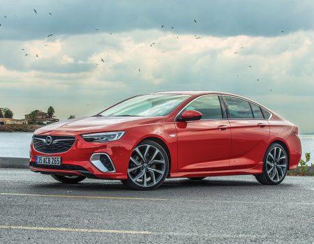 Test – Opel Insignia GSi