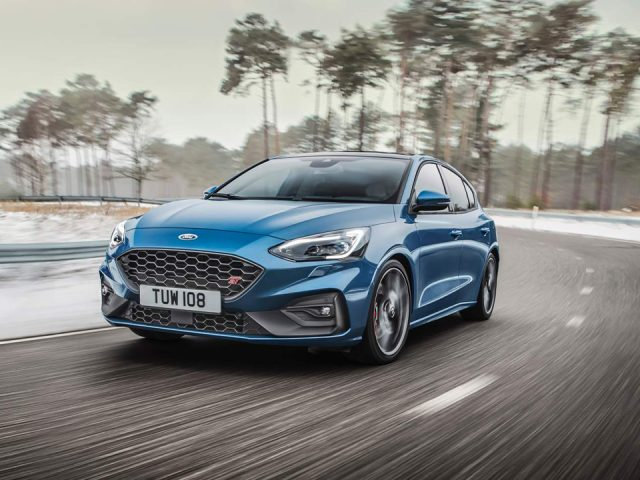 Ford, ateşli hatchback'i Focus ST'yi tanıttı
