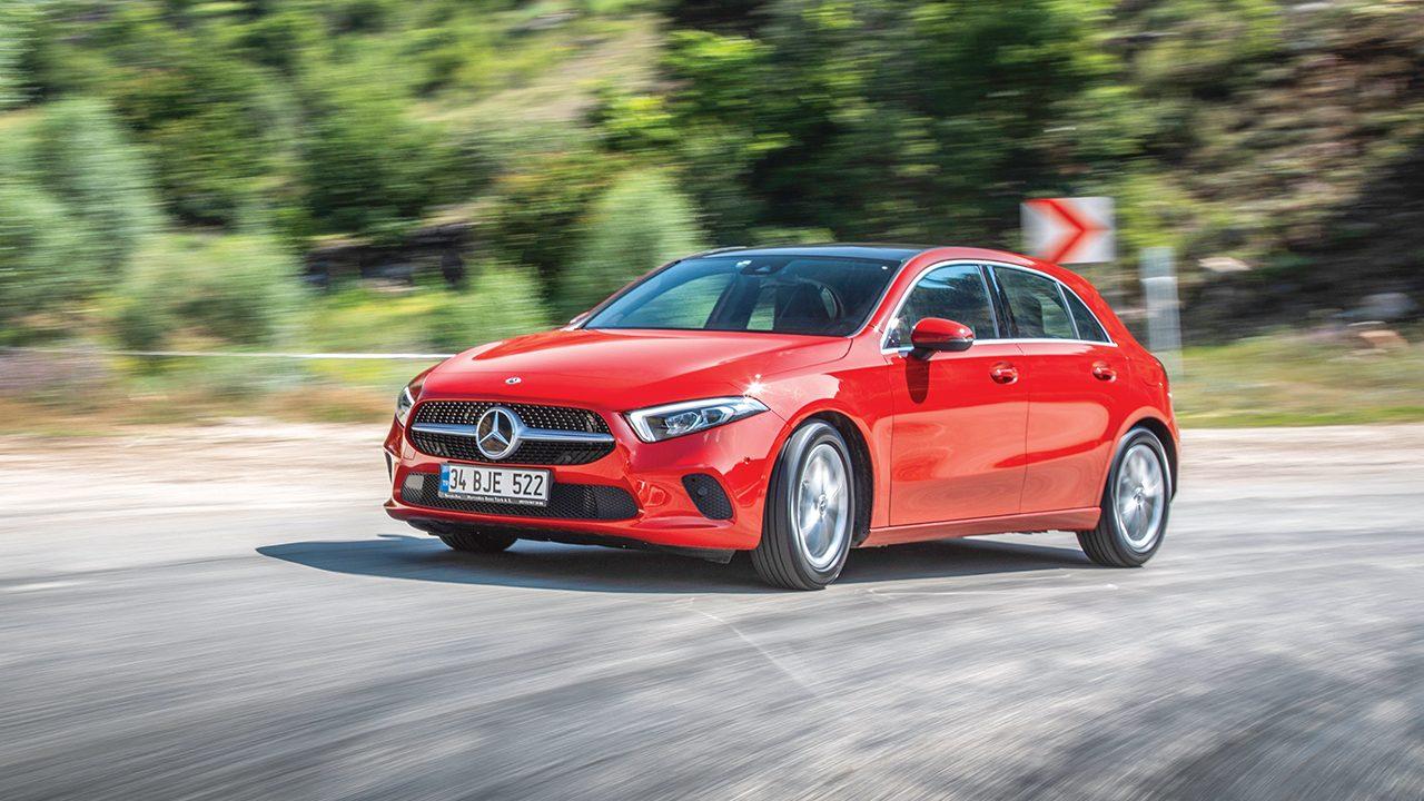 Test – Mercedes-Benz A 200