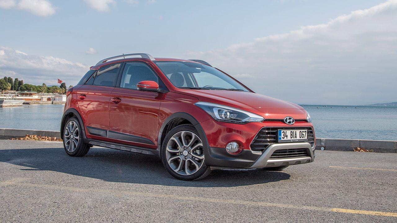 Test – Hyundai i20 Active 1.0 T-GDI DCT